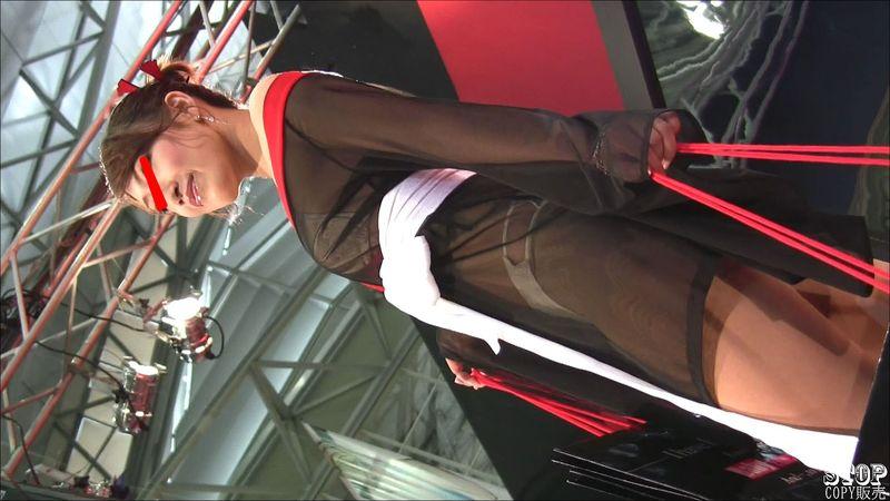 キャンギャルRQお尻丸かじり20「PTAにより潰されたイベント!垂直ロケットローアングル」HD画質